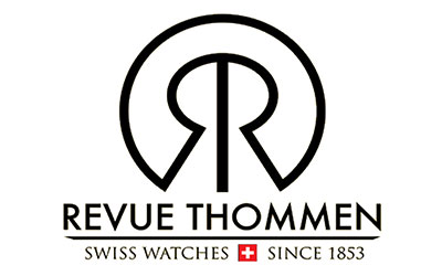Revue Thommen Swiss Watches Logo Zoppi-Logo